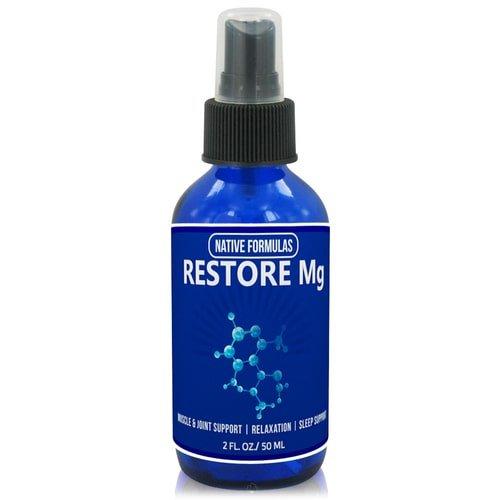 Restore MG Bottle